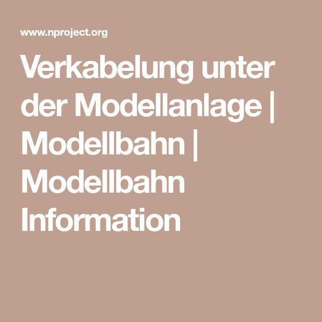 146 best Modelleisenbahn images on Pinterest | Model trains, Model ...