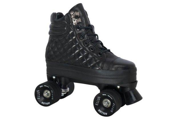 Bem anos 80: Ellus lança patins versão deluxe