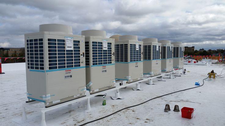 Commercial Design Build - HVAC