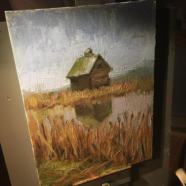 #art #drawing #sketch #sketching #instaart #rosemarybrushes #instasketch #oil #thick #texture #brushstrokes #oilpainting #impasto #oilsketch #quick #allaprima #landscape #doodle