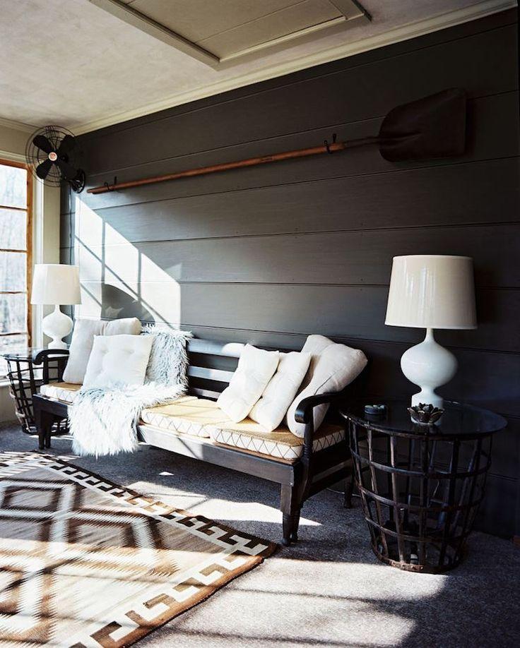 17 meilleures id es propos de pose lambris sur pinterest pose de parquet lambris et pose. Black Bedroom Furniture Sets. Home Design Ideas