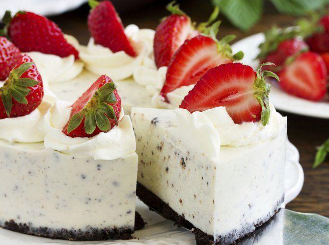Kuchen ohne Backen: Oreo-Käse-Kuchen-Rezept