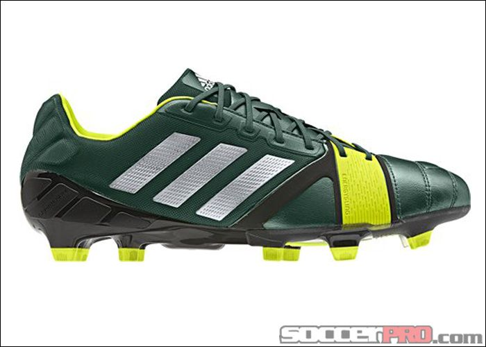 adidas Nitrocharge 1.0 TRX FG Soccer Cleats - Forest with  Electricity...$179.99