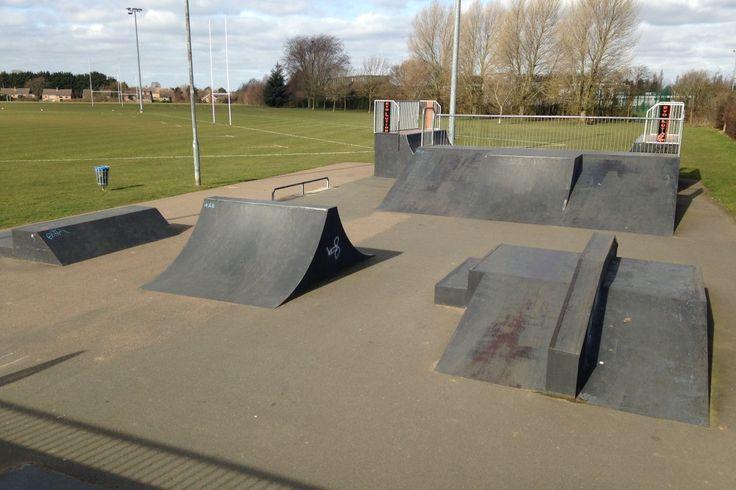 outdoor skatepark - Google Search