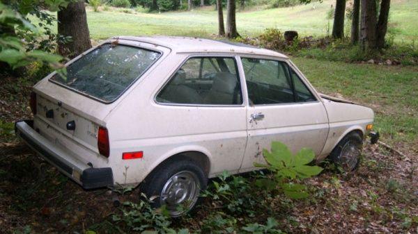 1980 Ford Fiesta Ghia Project Package - http://www.barnfinds.com/1980-ford-fiesta-ghia-project-package/