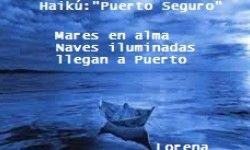 """""""Haiku: """"Puerto Seguro"""""""" por Lorena Rioseco Palacios"""