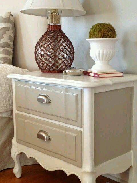 17 mejores ideas sobre pintar muebles de madera en pinterest ...