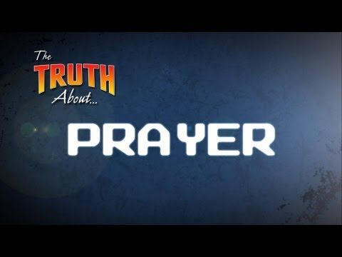 """http://www.thetruthabout.net/video/Prayer """"The Truth About... Prayer"""" discusses the great importance prayer provides in the live of a Christian. How can Christians benefit from a better relationship with God? We live in a world of religious confusion. Worship has become more about the individual than about God. But in the midst of the confusion, the Bible remains clear."""
