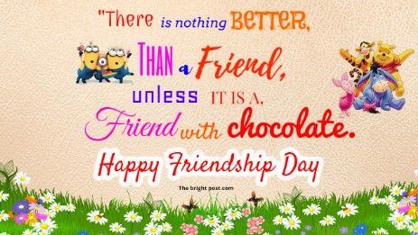 Happy friendship day song english