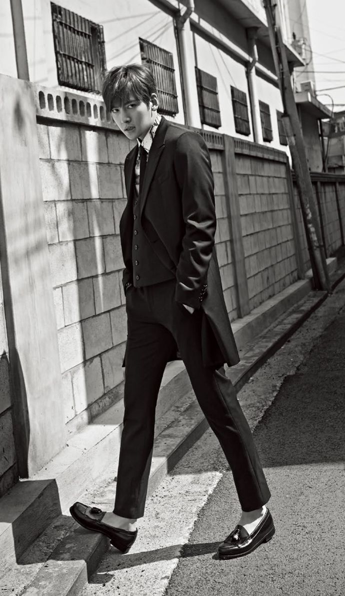 More Of Ji Chang Wook For L'Officiel Hommes Korea's May 2015 Issue + BTS Shots | Couch Kimchi