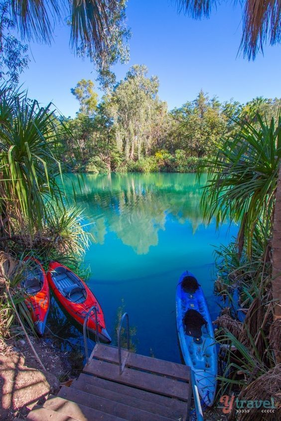 Boodjamulla National Park - Queensland, Australia. #Travel