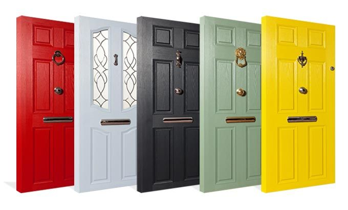 GRP Heritage Entrance Doors | Everest Home Improvements