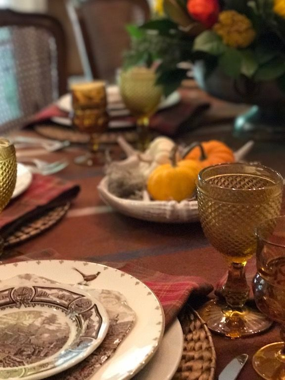 Inspiration for Thanksgiving and Fall Dinners - Nell Hills