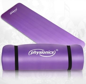 physionics Fitnessmatte in verschiedenen Farben im Online Shop JAGO24 kaufen | Fitness mat in different colors available, buy at Jago24