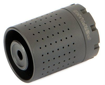 Ferfrans CQB Modular Muzzle Brake & Concussion Reduction Systems