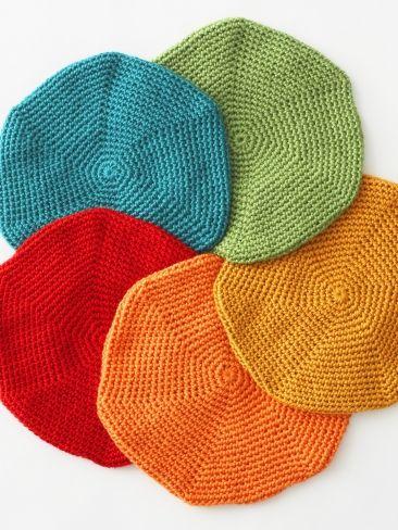 Classic Crochet Beret | Free Pattern | Yarnspirations