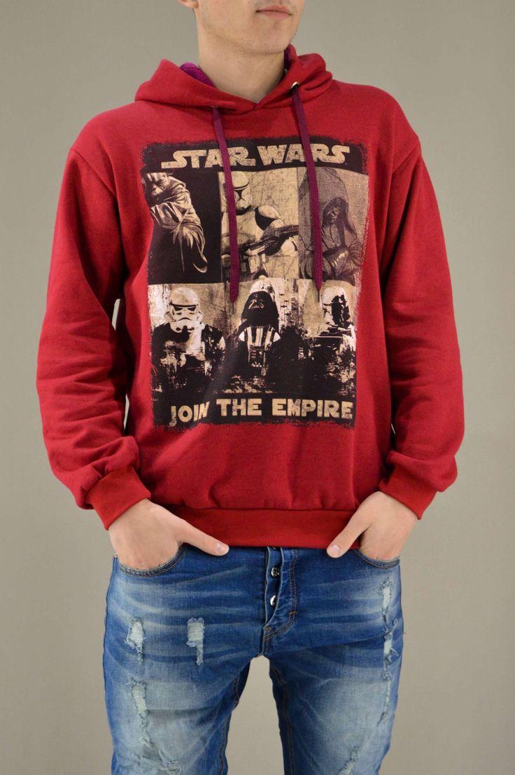 Ανδρικό φούτερ Join The Empire FOUT-1214-bu | Φούτερ > Sport &