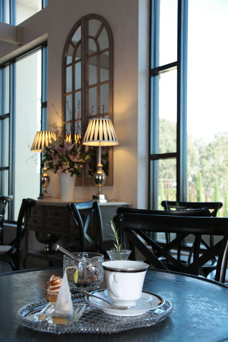 Cafe Elan   #ChateauElan #Hunter Valley #TheVintage #Australia #Luxury #5Star #Hotel #Resort
