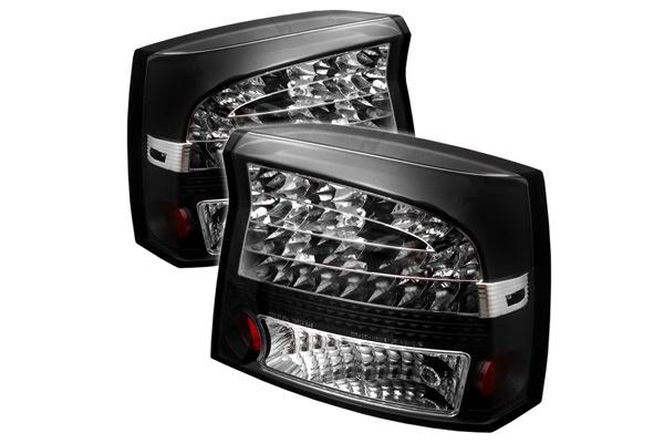 SPYDER® - Black LED Tail Lights  #caridwishlist