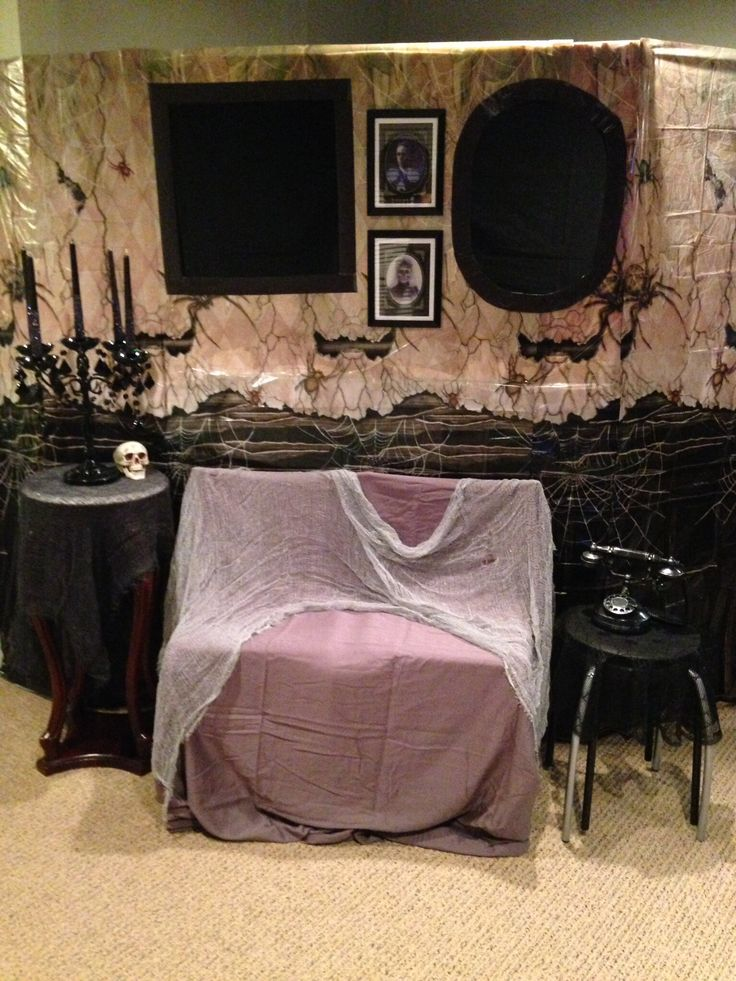 Halloween Party Tablescape Decoration Ideas Excellent Gothic