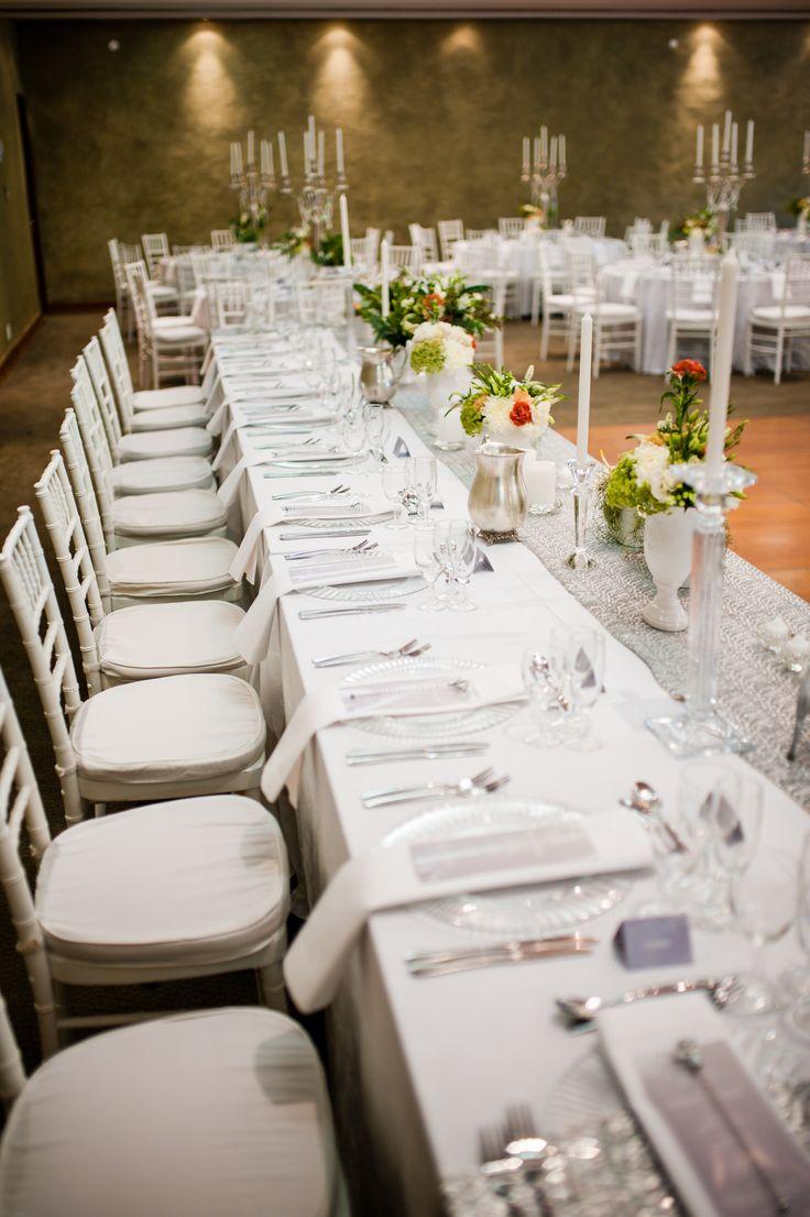 Our tables. Photography: Creative Emporium. Decor: Enchanted Elegance. Venue: Askari Lodge, South Africa