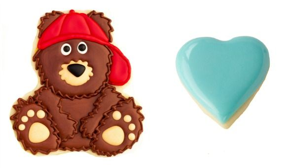Fairy Tale of the Perfect Royal Icing Video Staring Goldilocks and the Three Bears