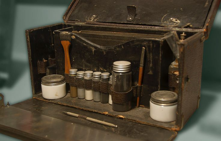 FBI Fingerprint Kit (1930s)