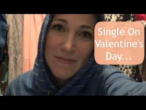 Advice For The Single Gal On Valentines Day - YouTube