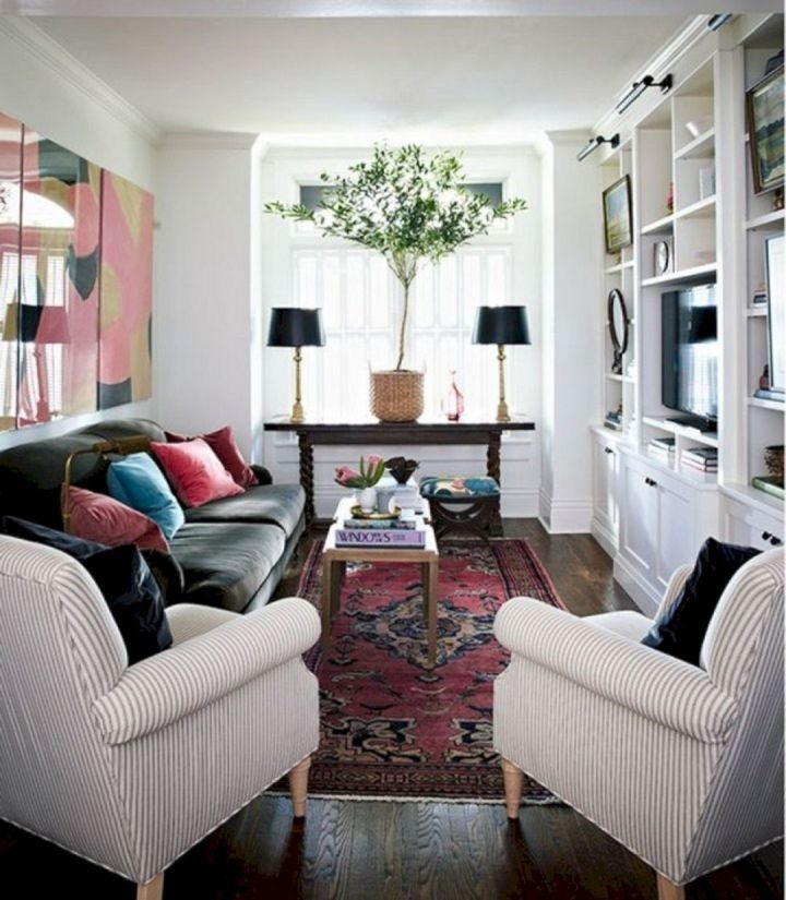 Small Rectangle Living Room Layout (3) (Small Rectangle ...