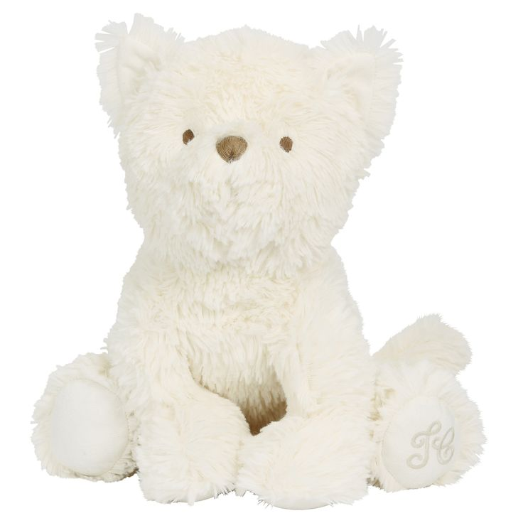 25 cm Martin the dog soft toy in synthetic fur