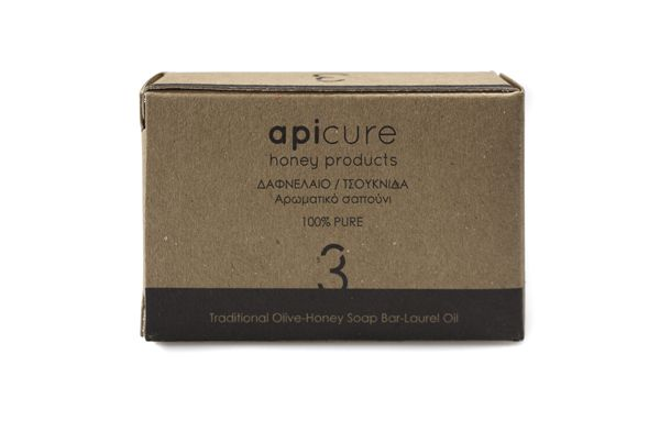 Laurel Oil Soap Bar Σαπούνι μαλλιών που καθαρίζει σε βάθος, εξισορροπεί την λιπαρότητα και καταπολεμά την πιτυρίδα.