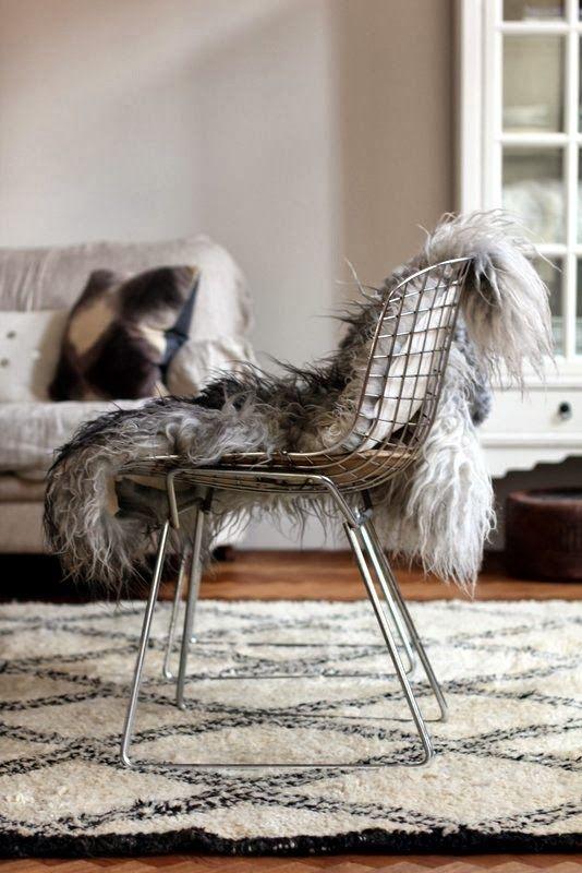 cozy seat...