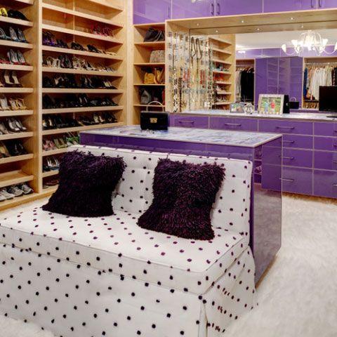Closet Organization Tips - Absolute Indulgent Closet - Click Pic for 36 DIY Closet Organizer Ideas