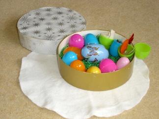 Easter: Resurrection eggs