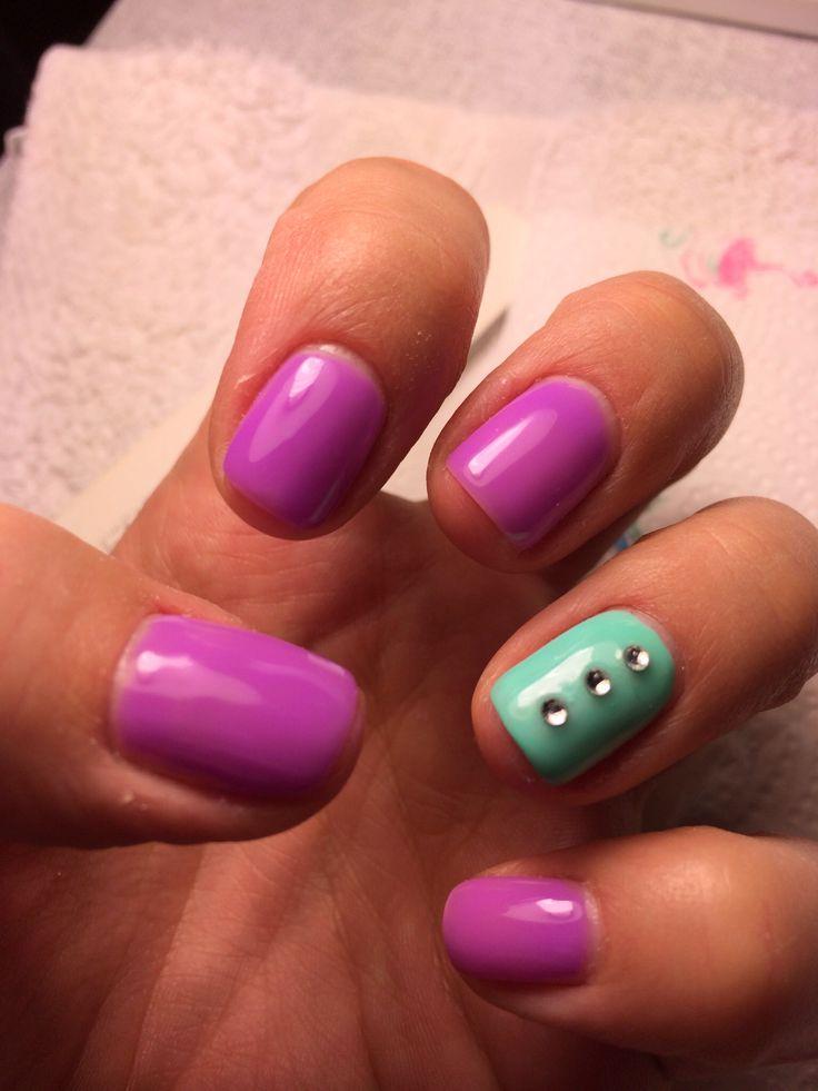 #purple&mitn_nails
