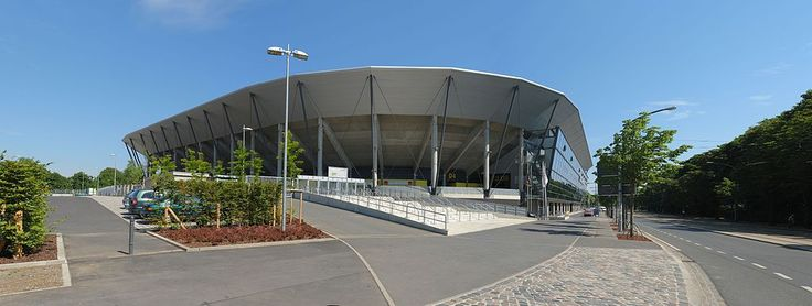 Das Heimatstadion von Dynamo Dresden - Das DDV Stadion :http://dresden.city-guide.info/das-heimatstadion-von-dynamo-dresden-das-ddv-stadion/