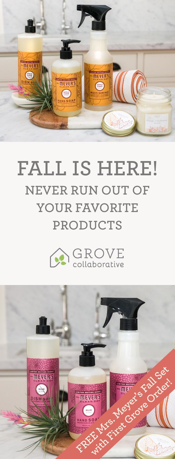 Sign up and discover the best natural household and personal products    https://www.grove.co/s/pinmmcdtrio/?offer=pinmmcdtrio&flow=hiw-spray&utm_medium=social&utm_source=pinprospect&utm_campaign=pinterest&utm_content=Retargeting&utm_term=50.2p