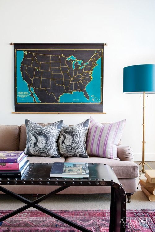 Tumblr: Interior Design, Coffee Tables, Atlanta Homes, Living Rooms, Color, Livingroom, Lifestyle
