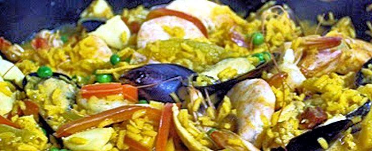 Paella, ricetta tradizionale spagnola
