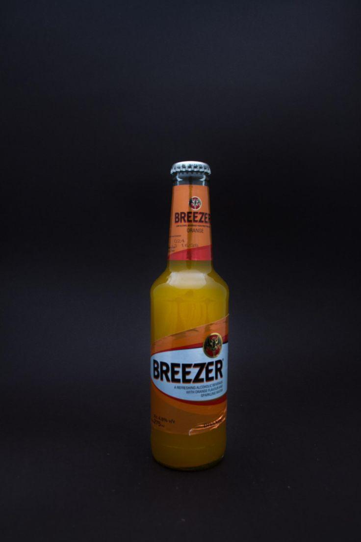 BREEZER ORANGE - Beer - Products Hopscorkenbottle.com #indian breezer #breezer