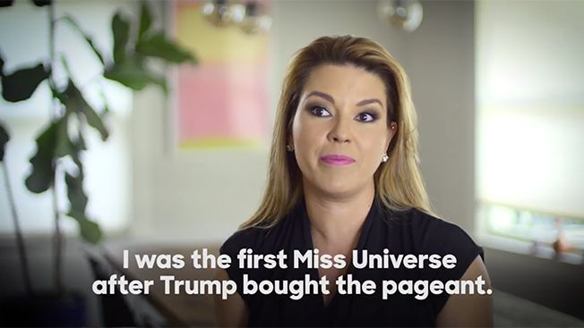 Hillary Clinton Releases a Powerful New Ad With Former Miss Universe Alicia Machado