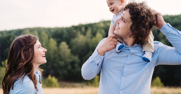 The 5 (unjustified) fears that frighten young couples against having children