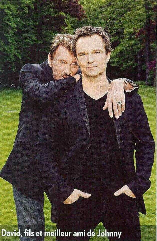 John tu va nous manquer et bonne chance  a David