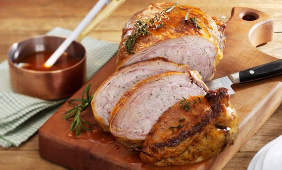 L'arrosto di vitello al forno, sarà un ottimo secondo per il pranzo della domenica, per il pranzo di Natale o per il cenone di Capodanno! L'arrosto di vitello al forno, è molto semplice da preparare, ma se si trascura la tecnica di cottura potrebbe risultare asciutto e poco appetitoso. Un buon arrosto di vitello infatti, dovrà  … Continued