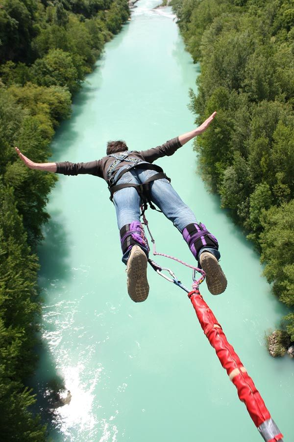 Best Bungy Jumping Images On Pinterest Bungee Jumping - Take the plunge 8 best places in the world to bungee jump