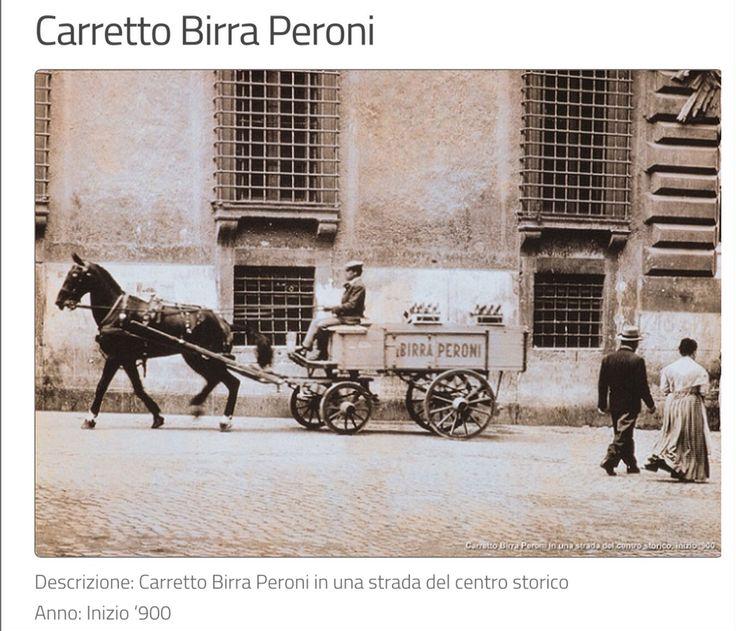 Carretto Birra Peroni