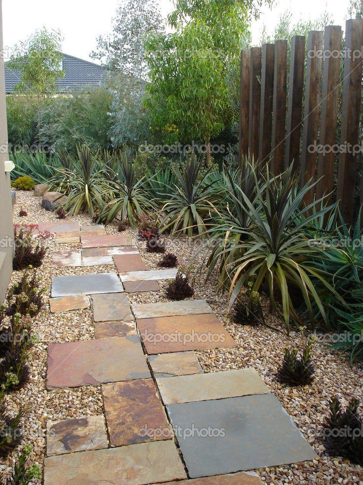 17 migliori idee su giardino di ghiaia su pinterest for Giardini moderni con sassi