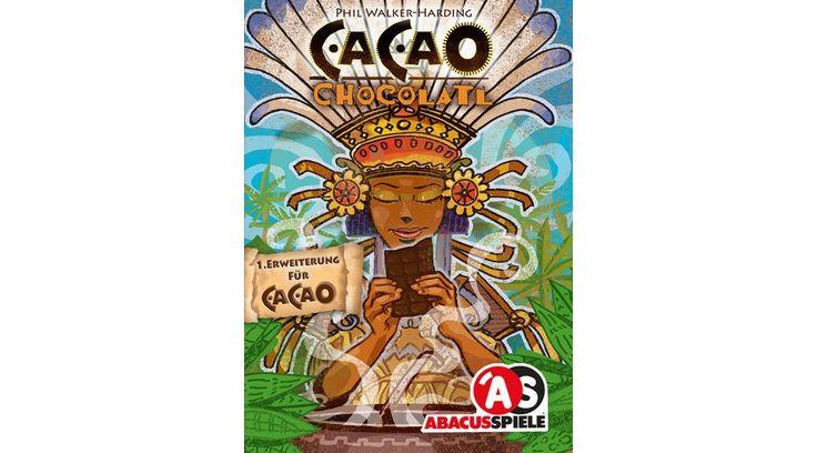 Cacao - Chocolatl - Fejlesztő játékok az Okosodj Velünk webáruházban