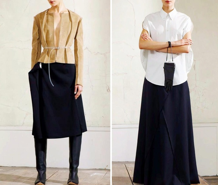 Maison Martin Margiela for H & M via annecatherinefrey. blogspot