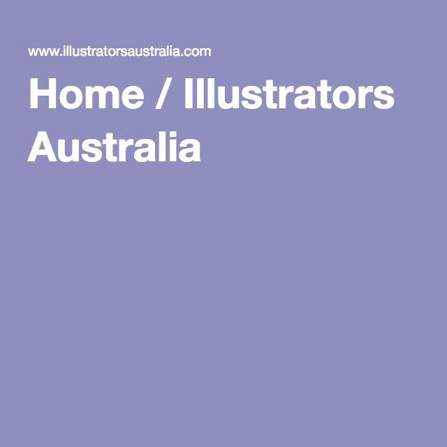Home / Illustrators Australia